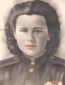 Шкварова (Хлестокова) Анна Фёдоровна