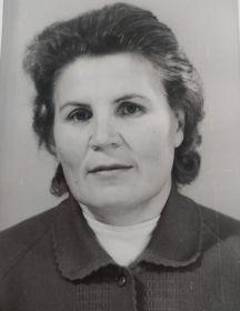 Артемьева (Васильева) Екатерина Кудиновна