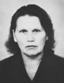 Ермишина (Фадеева) Мария Алексеевна