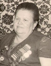 Зайкова (Дмитриенко) Александра Ивановна