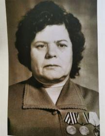 Горшенина Анастасия Семёновна