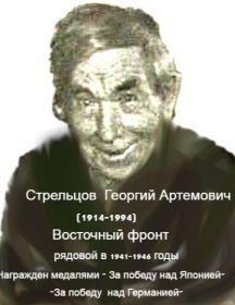 Стрельцов Георгий Артемович