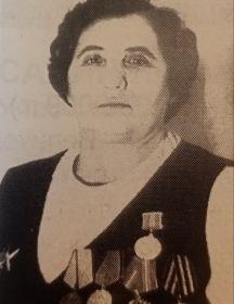 Светлугина (Гладина) Мария Павловна