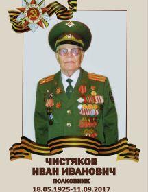 Чистяков Иван Иванович