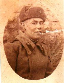 Степанов Василий Яковлевич