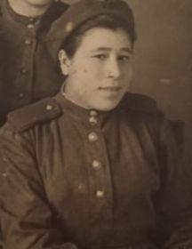 Шилкина (Семенова) Клавдия Ивановна
