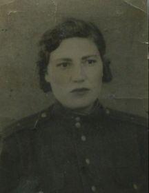 Буданаева (Белобородова) Серафима Михайловна