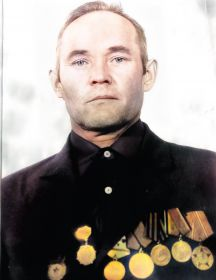 Кузьмичев Михаил Дмитриевич