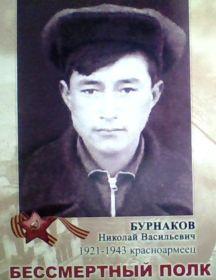 Бурнаков Николай Васильевич