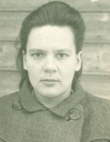 Кизима (Николаева) Зоя Дмитриевна