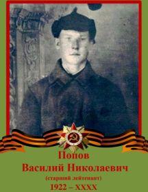 Попов Василий Николаевич