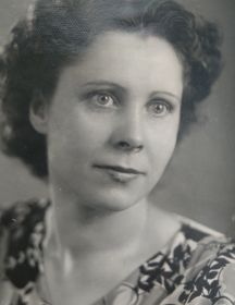 Кудинова (Агашина) Прасковья Андреевна