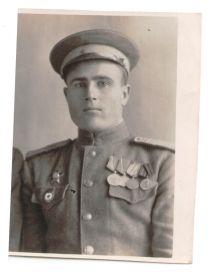 Буцков Михаил Петрович