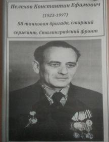 Пелехов Константин Ефимович