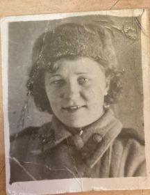 Бирюкова (Батанова) Лидия Александровна