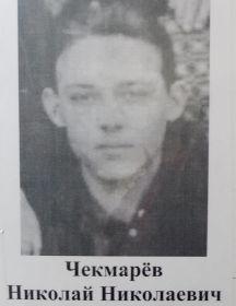 Чекмарёв Николаевич Николаевич