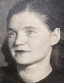 Шишкина (Рябинина) Тамара Яковлевна