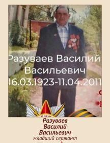Разуваев Василий Васильевич