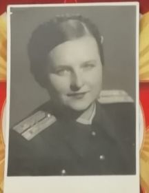 Степина (Васильева) Мария Михайловна