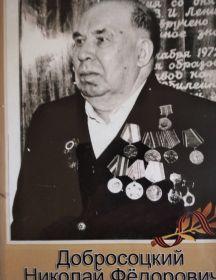 Добросоцкий Николай Фёдорович
