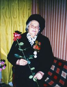 Соловьёва Анна Андреевна
