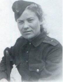Петухова (Тибеж) Нина Степановна