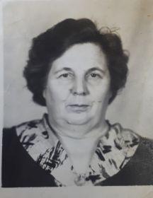 Медведева (Тоболина) Лидия Ивановна