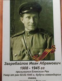 Загребайлов Иван Абрамович