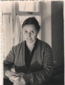 Грецова Мария Тихоновна