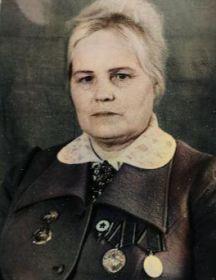 Шилова Аксинья Григорьевна