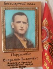 Парфинович Владимир Григорьевич