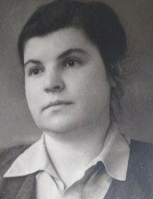 Лебедева (Козлова) Зоя Васильевна