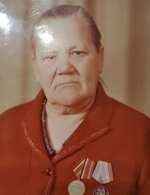 Быкова Матрена Ивановна