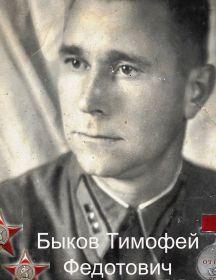 Быков Тимофей Федотович