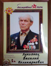 Лукьянец Василий Поликарпович