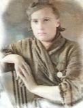 Соколова (Дмитриева) Клавдия Дмитриевна