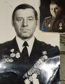 Санин Николай Арсеньтьевич