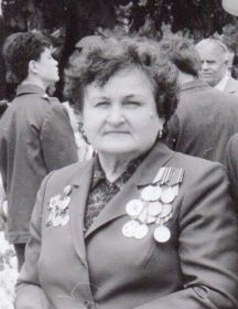 Коликова (Глушкова) Анна Герасимовна