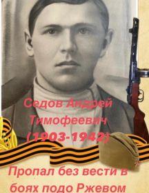 Седов Андрей Тимофеевич