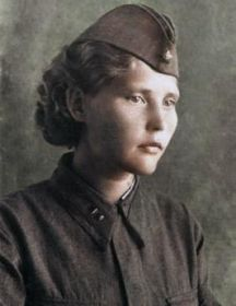 Савина Александра Яковлевна