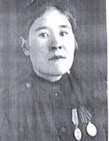 Метерева Полина Никифоровна