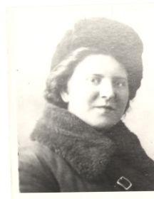 Жестовская (Харламова) Анна Павловна