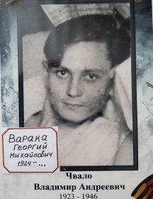 Чвало Владимир Андреевич