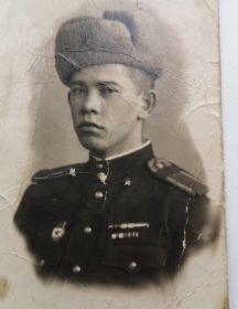 Жарков Владимир Фёдорович