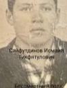 Сайфутдинов Исмаил Тикфятулович