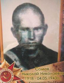 Сомов Николай Николаевич
