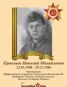 Ермолаев Николай Михайлович