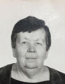 Чепенко (Ткаченко) Нина Фёдоровна