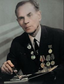 Дамин-Зубов (Лерников) Павел Васильевич