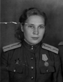 Грязнова (Демидова) Минна Георгиевна